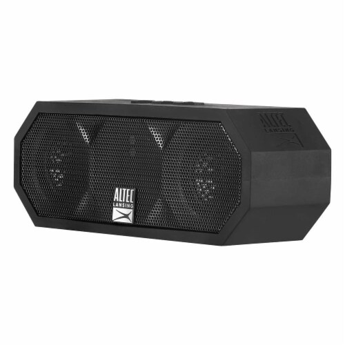 Altec Lansing The Jacket H20 Portable Wireless Speaker - Black Perspective: right