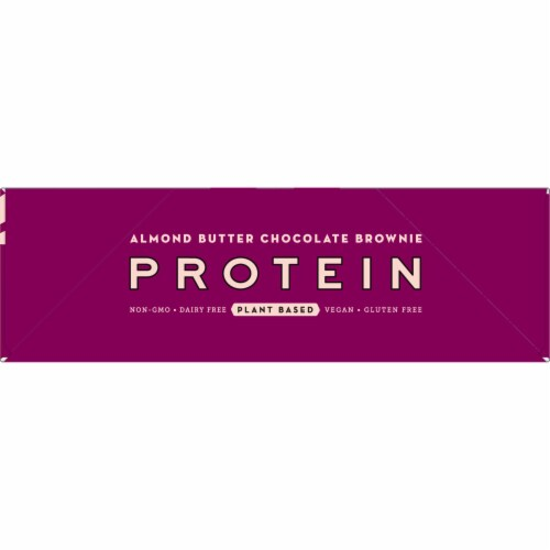 Larabar Almond Butter Chocolate Brownie Protein Bars 12 Count Perspective: right