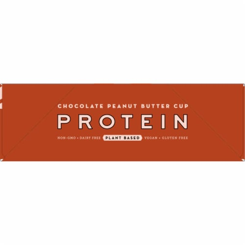 Larabar Chocolate Peanut Butter Cup Plant Based Protein Bars Perspective: right