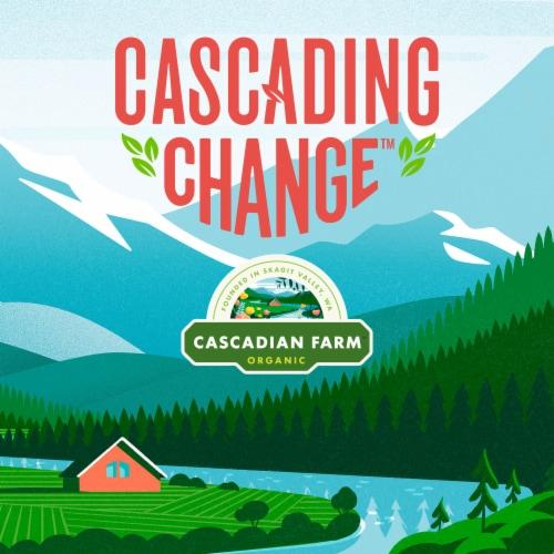 Cascadian Farm Organic No Added Sugar Coconut Cashew Granola Perspective: right