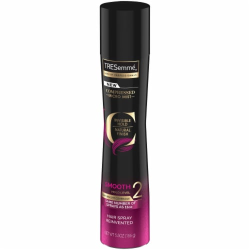 TRESemme Compressed Smooth Level 2 Hold Hair Spray Perspective: right
