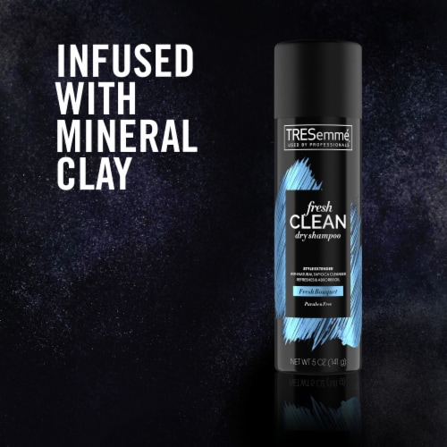 TRESemme® Fresh Clean Dry Shampoo Perspective: right
