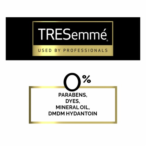 Tresemme Max Lengths Conditioner Perspective: right