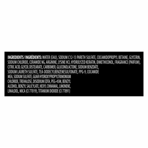TRESemme Keratin Repair Shampoo Perspective: right