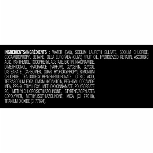 TRESemme Flawless Curls Hydrating Shampoo Perspective: right