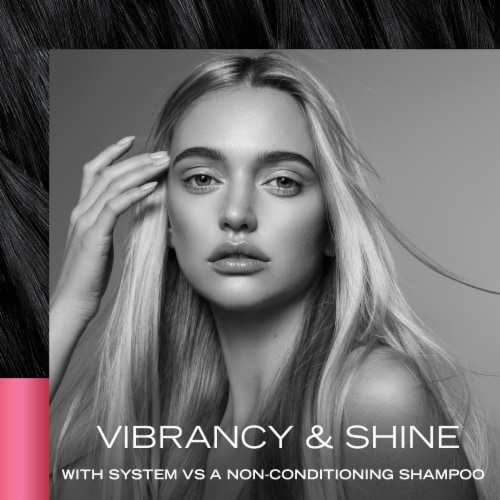 TRESemme Color Revitalize Shampoo Perspective: right
