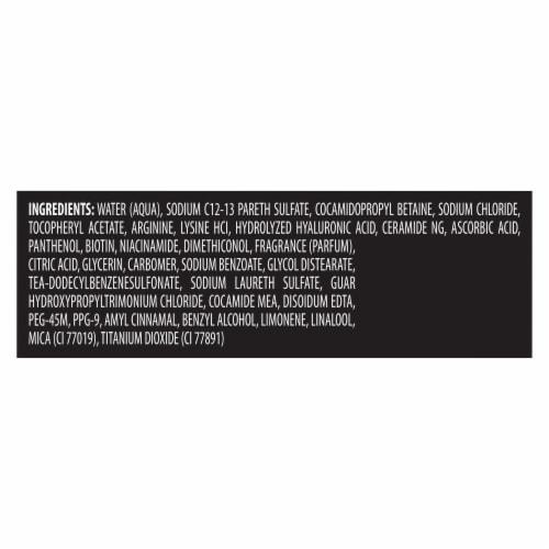 TRESemmeMoisture Rich Shampoo Perspective: right