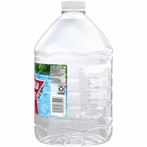 Ozarka Natural Spring Water Perspective: right