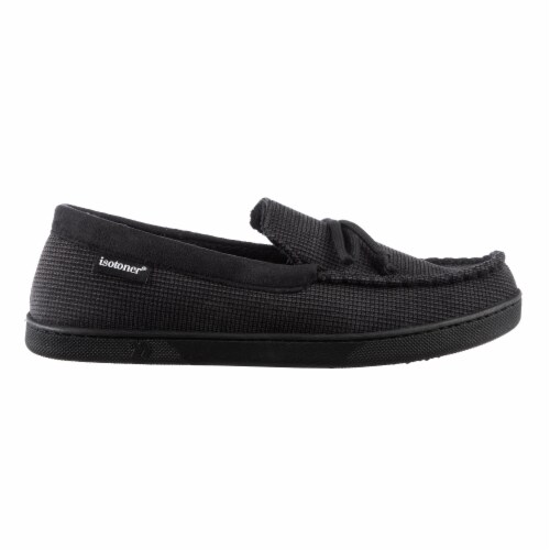 Totes Mini Box Cord Luke Moccasin with Lacing Perspective: right