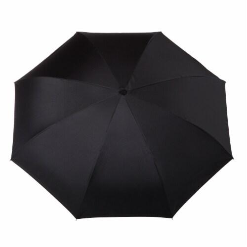 Totes Reverse Close Umbrella Perspective: right