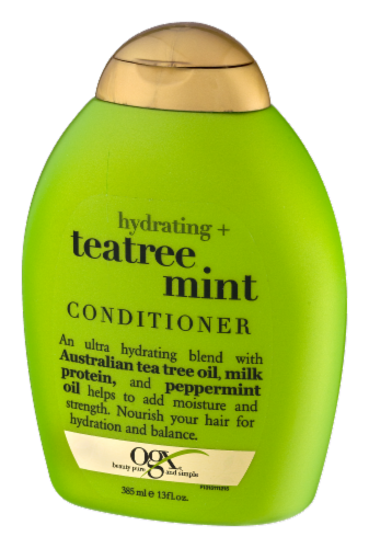 OGX Teatree Mint Conditioner Perspective: right