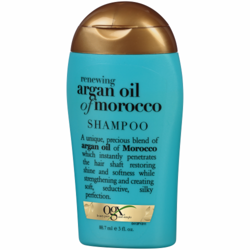 OGX Renewing Argan Oil of Morocco Shampoo Perspective: right