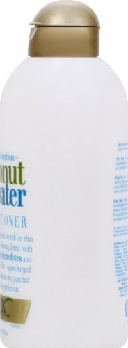 Ogx Weightless Hydration Coconut Water Conditioner Perspective: right
