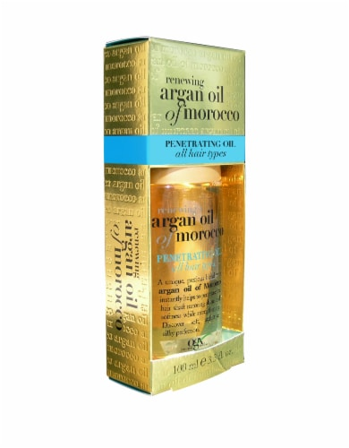 Ogx Renewing Argan Oil of Morocco Penetrating Oil Perspective: right