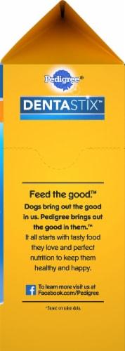 Pedigree Dentastix Triple Action Original Large Breed Dog Treats Perspective: right