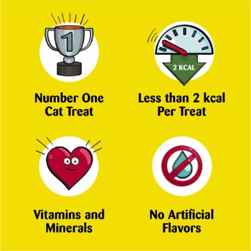 Temptations MixUps Catnip Fever Cat Treats Perspective: right