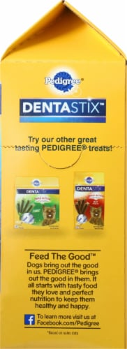 Pedigree Dentastix Triple Action Original Toy/Small Dog Treats Perspective: right