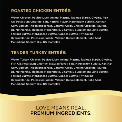 Sheba Perfect Portions Cuts in Gravy Wet Cat Food Entrees Multipack Perspective: right