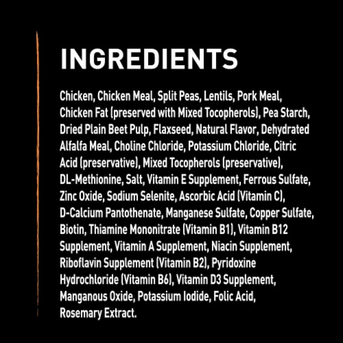 Crave Real Chicken Grain Free Adult Dry Dog Food Perspective: right