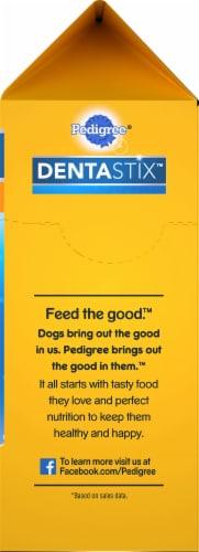 Pedigree DentaStix Triple Action Original Small/Medium Dog Treats Perspective: right