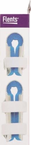 Flents Finger Splint 2 Sided/ 2 M/L Splints In One Box Perspective: right