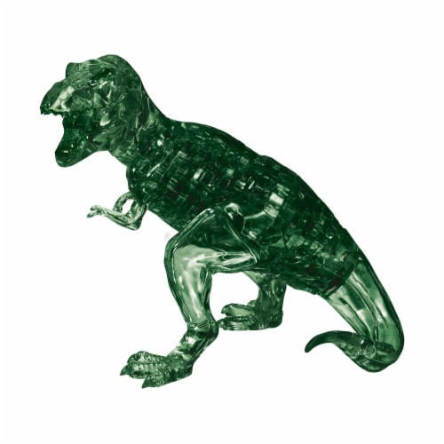 BePuzzled 3D T-Rex Crystal Puzzle Perspective: right