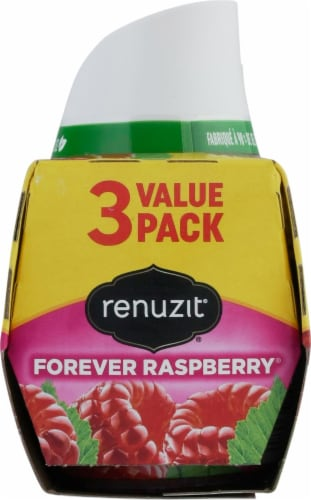 Renuzit® Forever Raspberry® Gel Air Fresheners Perspective: right