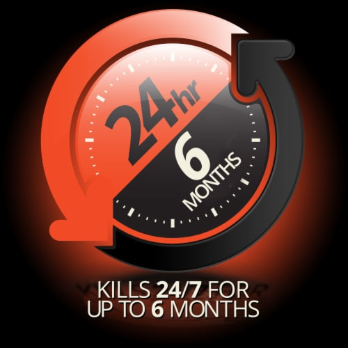 Combat® Max Quick Kill Small Roach Bait Stations Perspective: right