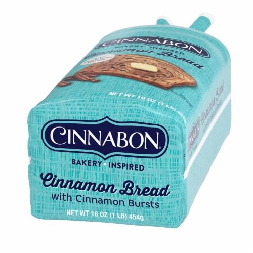 Cinnabon Cinnamon Bread Perspective: right