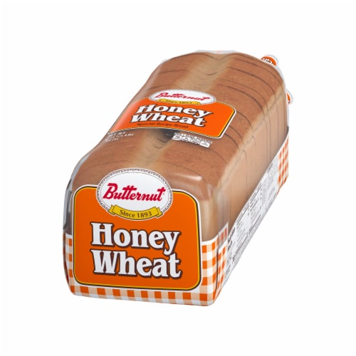 Butternut® Honey Wheat Bread Perspective: right