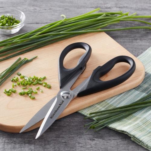 KitchenAid All-Purpose Utility Shears - Onyx Black Perspective: right