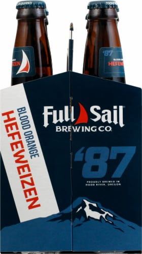 Full Sail Brewing Co. Pale Ale Perspective: right