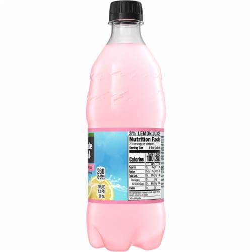 Minute Maid Pink Lemonade Fruit Juice Drink Perspective: right