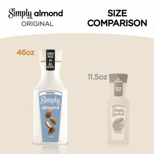 Simply Original Almond Milk Perspective: right