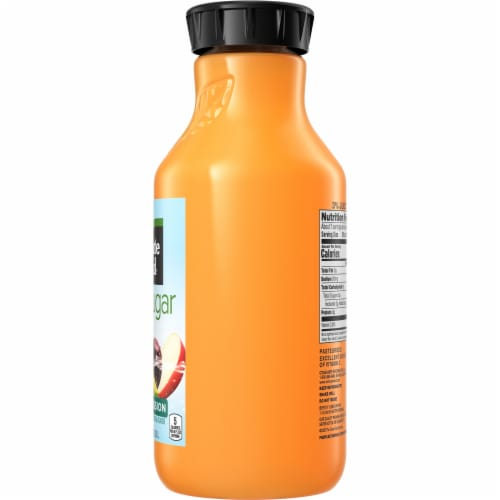 Minute Maid Zero Sugar Mango Passion Flavored Fruit Juice Drink Perspective: right