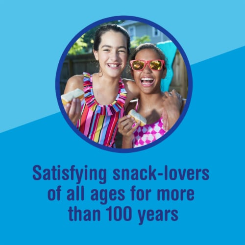 Tastykake Butterscotch Krimpets Sponge Cakes Perspective: right
