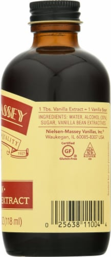 Nielsen Massey Mexican Pure Vanilla Perspective: right