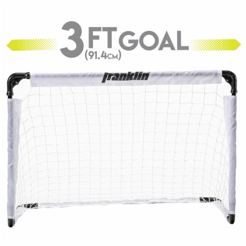 Franklin Fold N Go Soccer Set Perspective: right