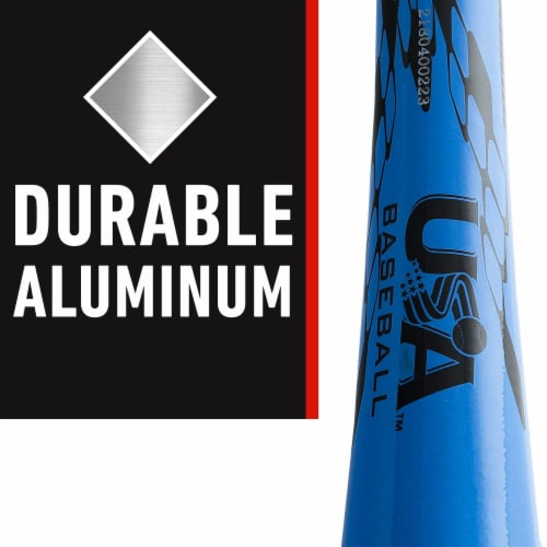 Franklin USA Venom 1100 Tee Ball Bat - Blue Perspective: right