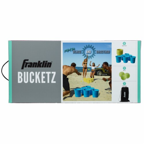 Franklin Bucket Toss Set Perspective: right
