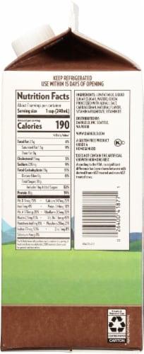 Darigold 1% Chocolate Milk Perspective: right