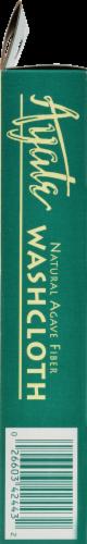 Ayate Natural Fiber Washcloth Perspective: right
