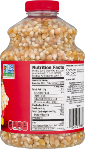 Orville Redenbacher's Original Popcorn Kernels Perspective: right