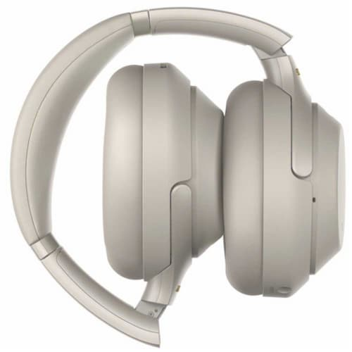 Sony Wh-1000xm3 Wireless Noise-canceling Headphones With Mic And Voice Control Perspective: right