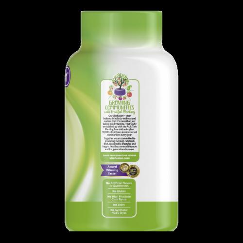 Vitafusion Omega-3 Natural Berry Lemonade Flavor Gummies 100mg Perspective: right