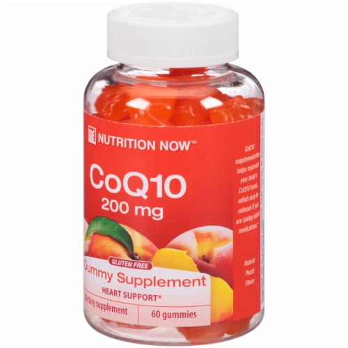 Nutrition Now CoQ10 Gummies Perspective: right