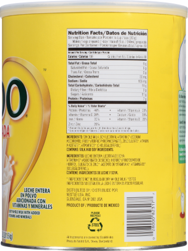 Nestle Nido Fortificada Dry Milk Perspective: right