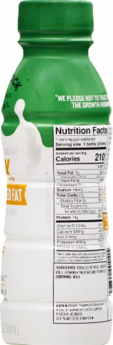 Shamrock Farms 2% Reduced Fat Milk Perspective: right