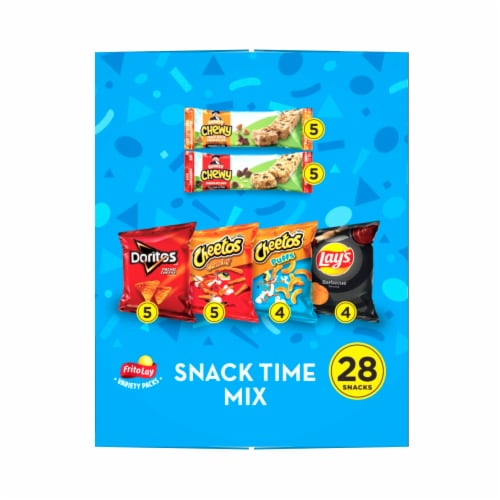 Frito-Lay Snack Time Mix Variety Pack Perspective: right