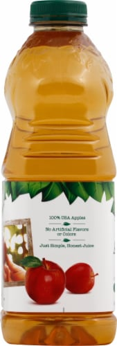 Tree Top 100% Apple Juice Perspective: right